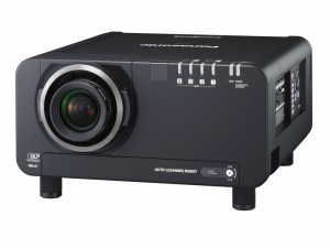 Video production projection & LCD 1