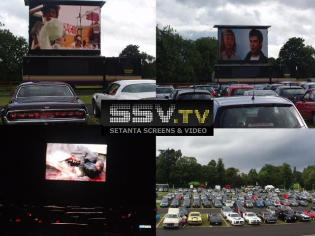Outdoor & Drive-in Movies